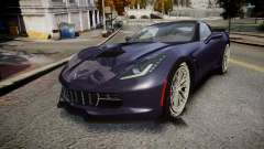 Chevrolet Corvette Z06 2015 TireMi4