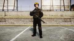 Uniformen Angriff Gruppen mit besonderen. Waffen