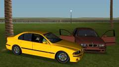 BMW M5 E39 für GTA Vice City