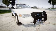 Ford Crown Victoria [ELS] Liberty County Sheriff für GTA 4