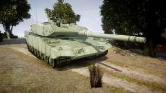 Leopard 2A7 ES Green