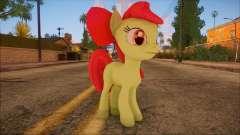 Applebloom from My Little Pony für GTA San Andreas