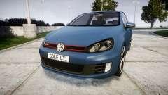 Volkswagen Golf GTI 2010 pour GTA 4