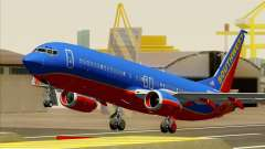 Boeing 737-800 Southwest Airlines