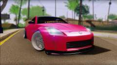 Nissan 350Z CAMBERGANG