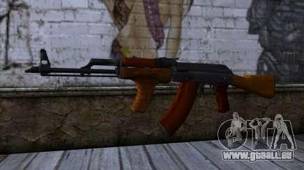 Romanian AKM für GTA San Andreas