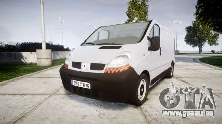 Renault Trafic II pour GTA 4