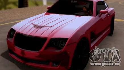 GTA 5 Fusilade für GTA San Andreas