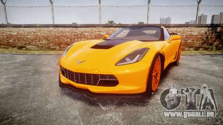 Chevrolet Corvette Z06 2015 TireBr1 für GTA 4