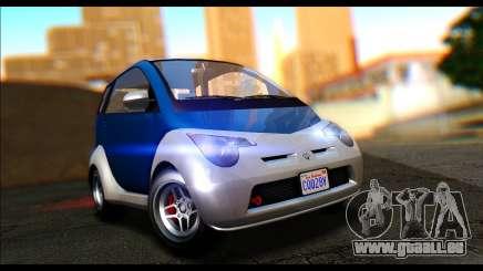 GTA 5 Benefactor Panto für GTA San Andreas