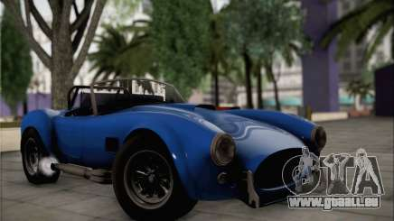 Shelby Cobra V10 TT Black Revel für GTA San Andreas