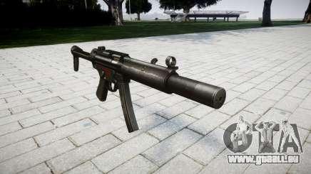 Gun MP5SD RO FS für GTA 4