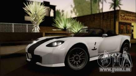 GTA 5 Bravado Banshee (IVF) pour GTA San Andreas