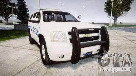 Chevrolet Tahoe [ELS] Liberty County Sheriff pour GTA 4