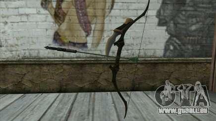 Green Arrow Bow v1 pour GTA San Andreas