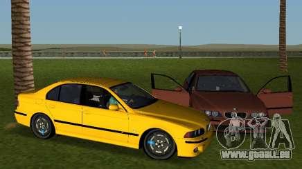 BMW M5 E39 für GTA Vice City
