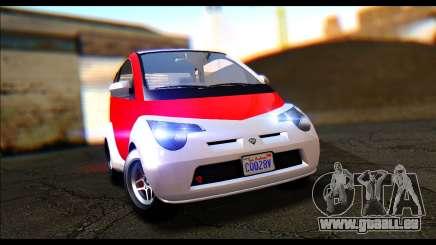 GTA 5 Benefactor Panto IVF für GTA San Andreas