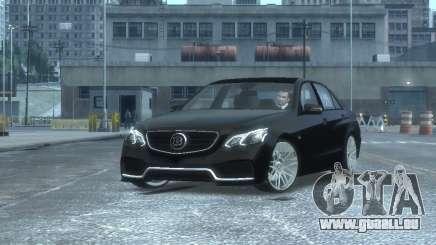 Mercedes-Benz E63 BRABUS 850 für GTA 4