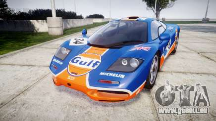 McLaren F1 1993 [EPM] Gulf 34 für GTA 4