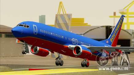 Boeing 737-800 Southwest Airlines pour GTA San Andreas