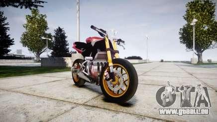 Yamaha YZF-R6 Stunt für GTA 4