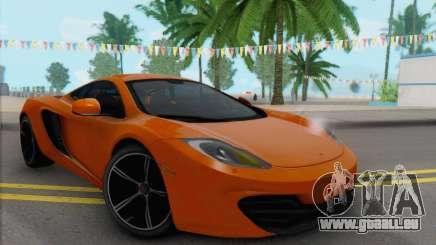 McLaren MP4-12C Gawai v1.4 pour GTA San Andreas