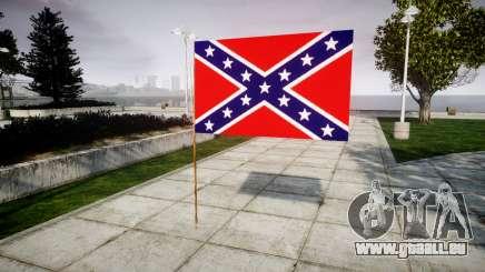 Die Flagge der Konföderierten Staaten für GTA 4