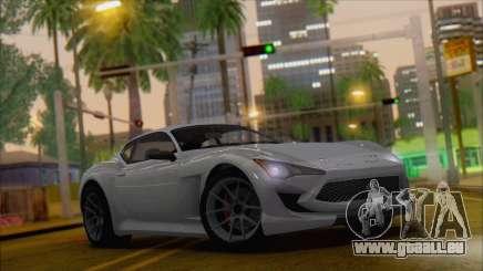 GTA 5 Lampadati Furore GT für GTA San Andreas