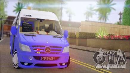 Mercedes-Benz Sprinter Ostim Dolmus pour GTA San Andreas