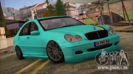 Mercedes-Benz C320 AMG für GTA San Andreas