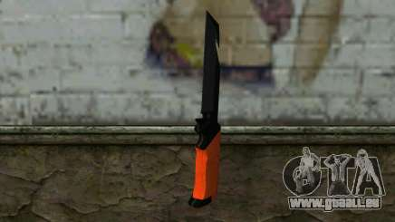 Knife from Battlefield 3 für GTA San Andreas