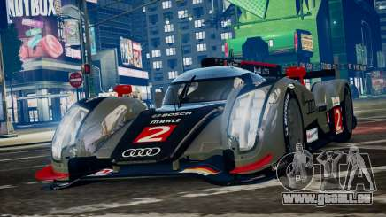 Audi R18 TDI (Revised) pour GTA 4
