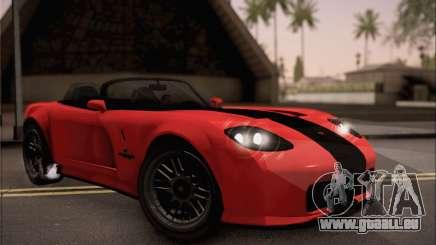GTA 5 Bravado Banshee für GTA San Andreas