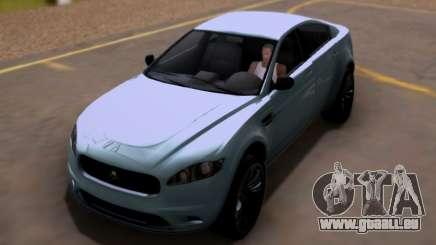 GTA V Ocelot Jackal pour GTA San Andreas