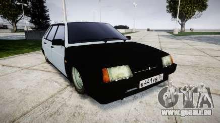AIDE-2109 hobo pour GTA 4