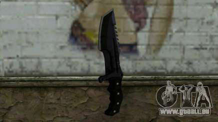 Knife from COD: Ghosts v2 für GTA San Andreas