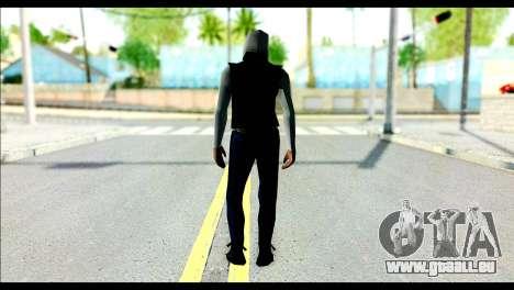 Ginos Ped 39 pour GTA San Andreas deuxième écran