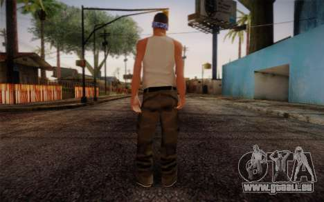 New Fam Skin 2 für GTA San Andreas zweiten Screenshot