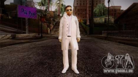 Gedimas Yakuza Boss Skin HD für GTA San Andreas