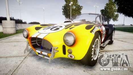 AC Cobra 427 PJ2 pour GTA 4