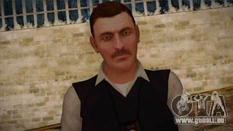 GTA 4 Emergency Ped 4 für GTA San Andreas dritten Screenshot