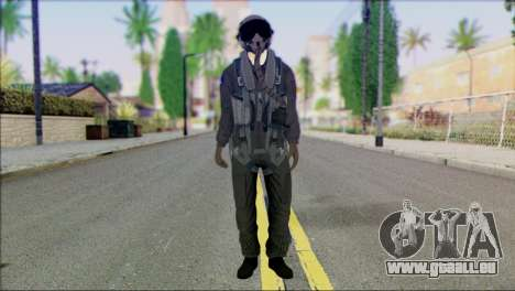USA Jet Pilot from Battlefield 4 pour GTA San Andreas