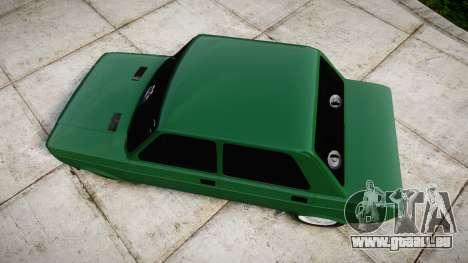 Fiat 128 Berlina für GTA 4 rechte Ansicht