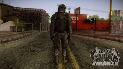 Modern Warfare 2 Skin 6 für GTA San Andreas zweiten Screenshot