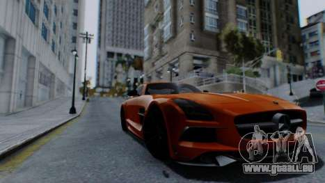 Santo ENB v4 Reffix für GTA San Andreas dritten Screenshot