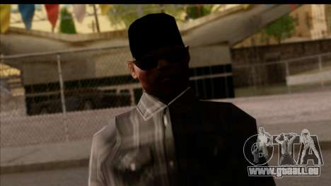 GTA San Andreas Beta Skin 3 pour GTA San Andreas troisième écran
