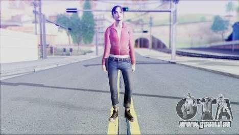 Left 4 Dead Survivor 1 für GTA San Andreas