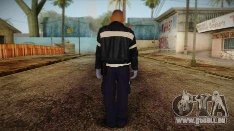 GTA 4 Emergency Ped 5 für GTA San Andreas zweiten Screenshot