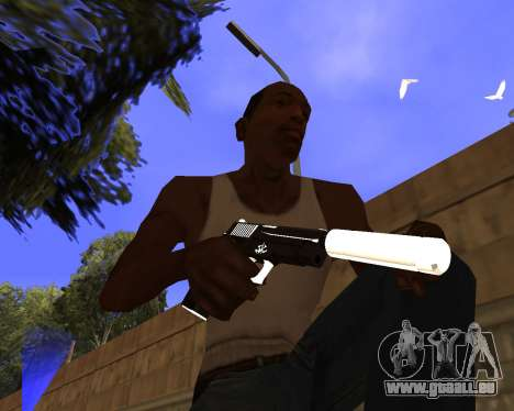 Hitman Weapon Pack v2 für GTA San Andreas