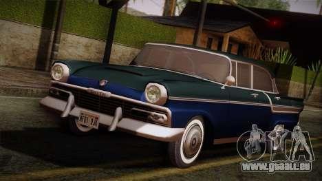 Smith Custom 200 from Mafia Il für GTA San Andreas